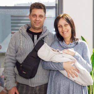 Воислав – рожбата на Тони и Валери
