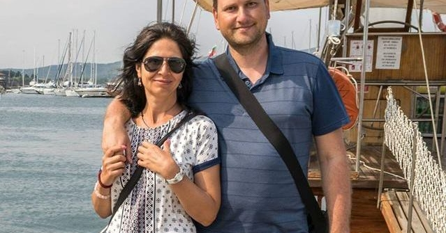 Магдалена и Николай