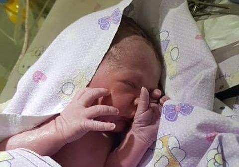Роди се Виктор ❤ съвършен!