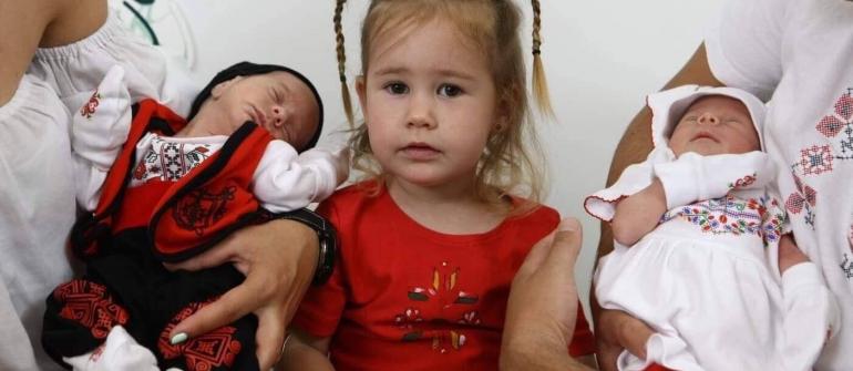 Мария-Виктория, Самуил и Димира