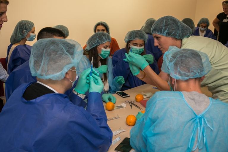 "Инициативата ""Дни на професиите в медицината"" започна!"