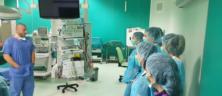 """Инициативата """"Ден на професиите в медицината"""" продължава!"""